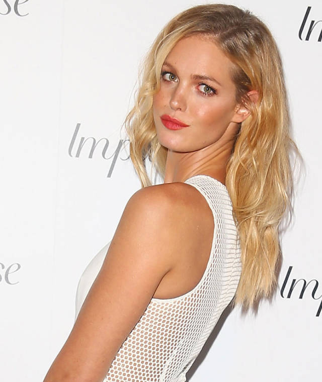 Max Made 187 Get The Look Erin Heatherton On The Red Carpet
