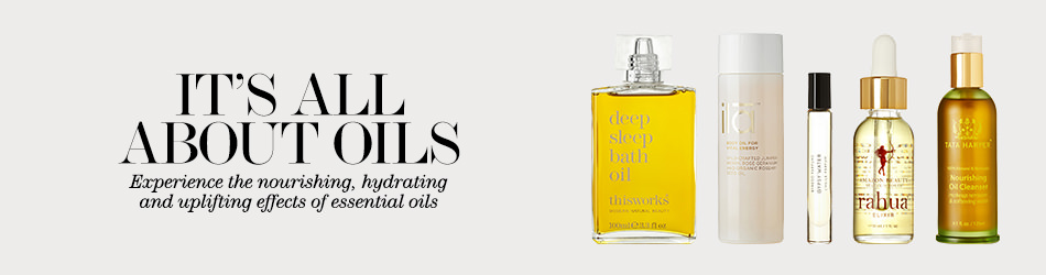 Net-A-Porter Beauty All About Oils